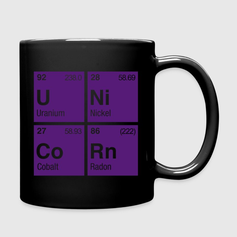 UNiCoRn Periodic Table Mugs & Drinkware - Full Color Mug
