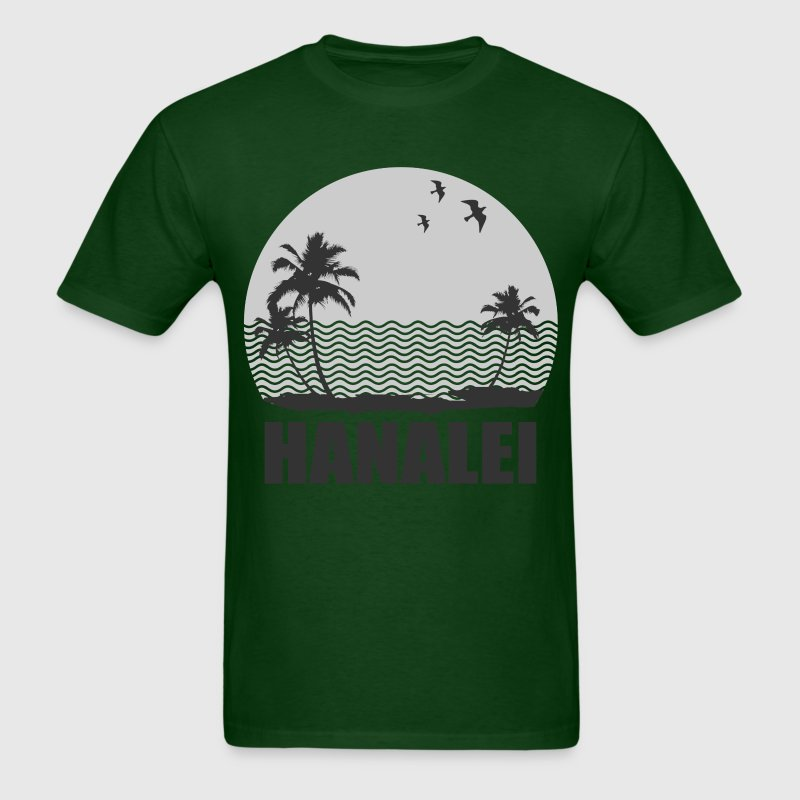 HANALEI BEACH - Men's T-Shirt