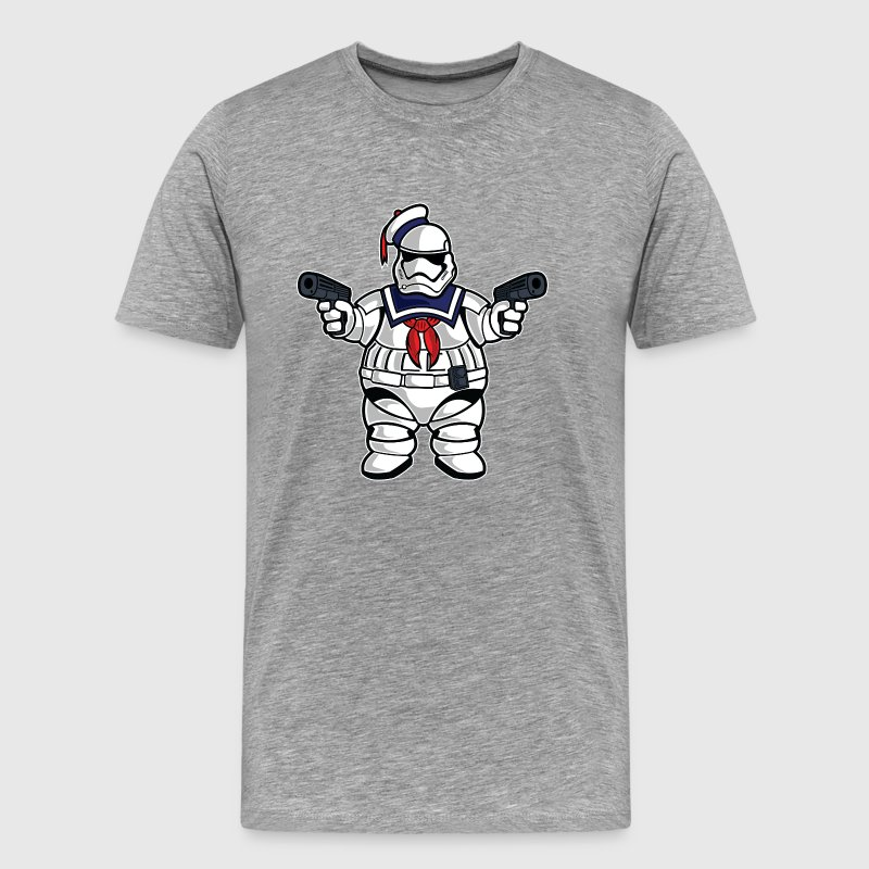 Stay Puft Stormtrooper T-Shirts - Men's Premium T-Shirt