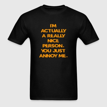 ACTUALLY REALLY NICE Sportswear - Men's T-Shirt