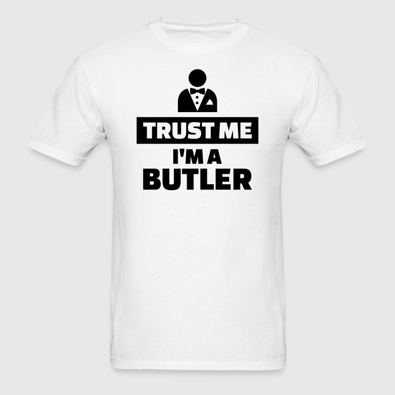 Butler T-Shirts - Men's T-Shirt