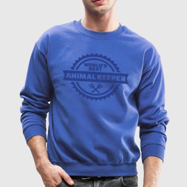 Animal keeper T-Shirts - Crewneck Sweatshirt