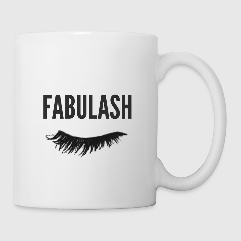 FABULASH Mugs & Drinkware - Coffee/Tea Mug