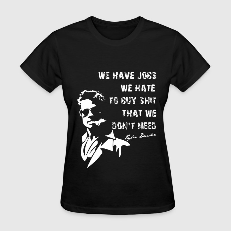 Fight Club Tyler Durden B T-Shirts - Women's T-Shirt