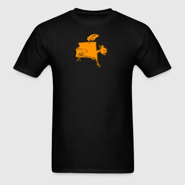 ANIMAL gold Sportswear - Men's T-Shirt