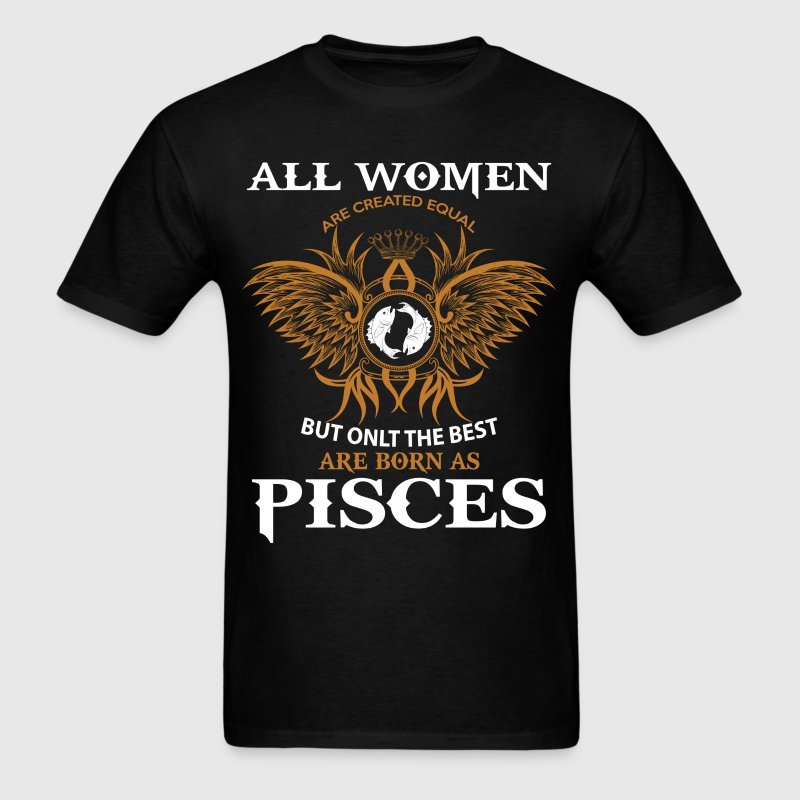 Pisces Woman T-Shirts - Men's T-Shirt
