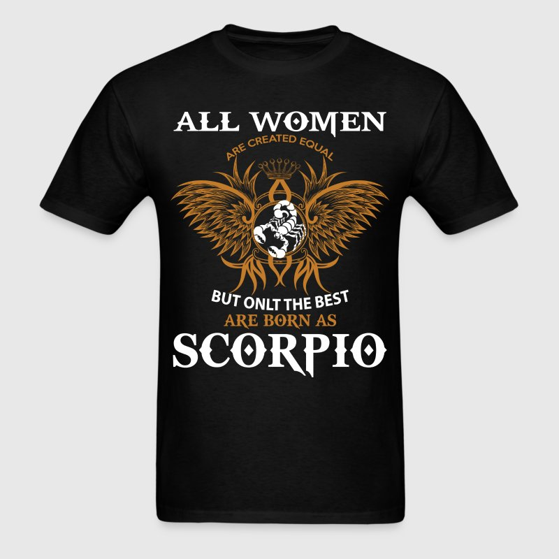 Scorpio Women T-Shirts - Men's T-Shirt