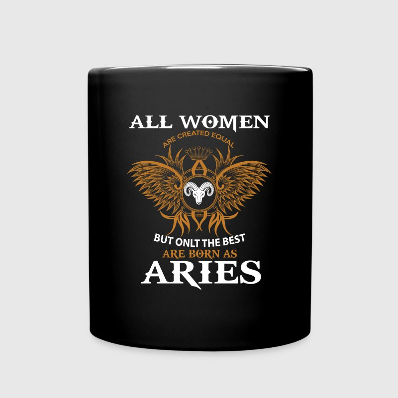 Aries Woman Mugs & Drinkware - Full Color Mug