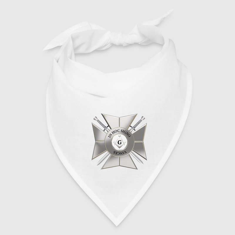 Masonic cross Caps - Bandana