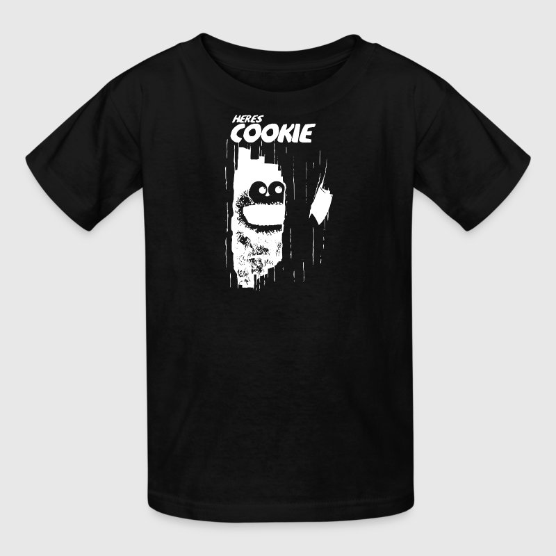 here's Johnny Cookie Kids' Shirts - Kids' T-Shirt