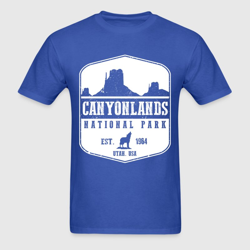 Canyonlands National Park T-Shirts - Men's T-Shirt