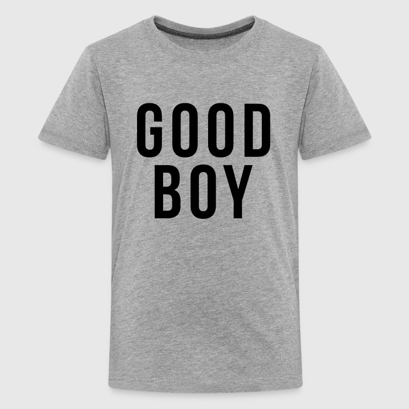 I'm A GOOD BOY Kids' Shirts - Kids' Premium T-Shirt