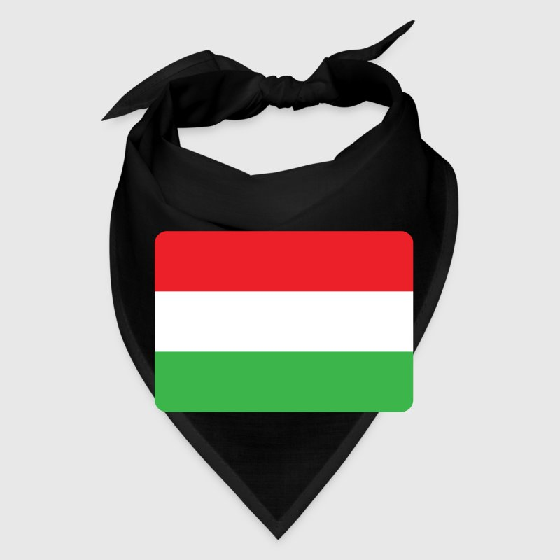 HUNGARY IS THE NUMBER 1 Caps - Bandana