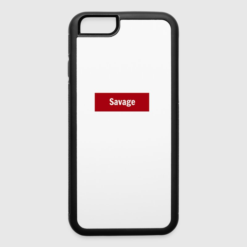 Savage phone case - iPhone 6/6s Rubber Case