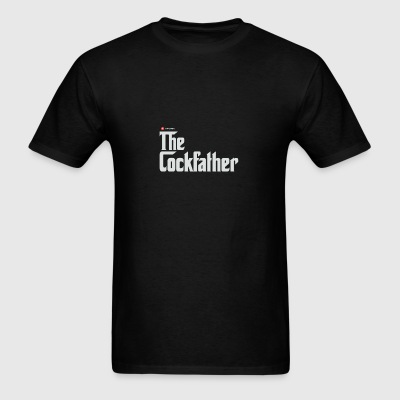 Vporn 'The Cockfather' - Dog Bandana - Men's T-Shirt