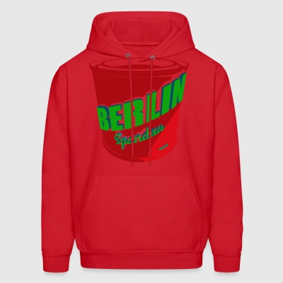 berlin spandau cut T-Shirts - Men's Hoodie
