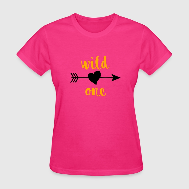 Wild One T-Shirts - Women's T-Shirt