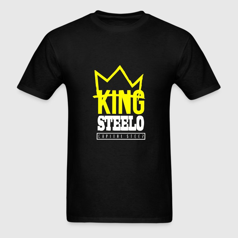 Capital STEEZ KING STEELO T-Shirts - Men's T-Shirt