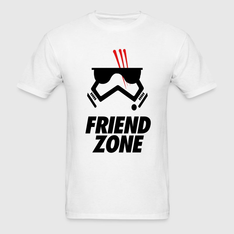 Friend Zone T-Shirts - Men's T-Shirt