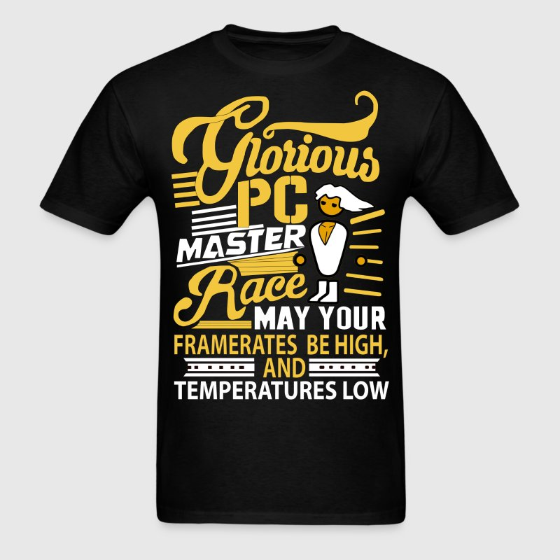 Glorious PC Master Race - Men's T-Shirt