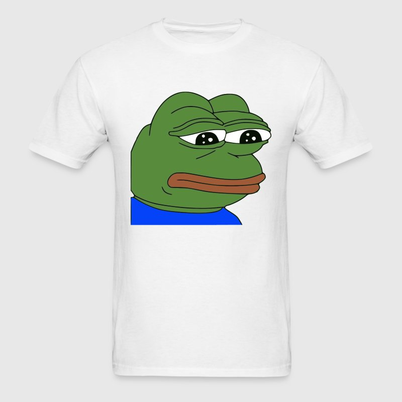 Sad Pepe - Men's T-Shirt