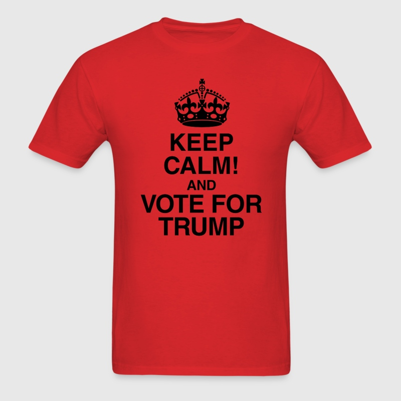 Vote Trump For President 2016 - Men's T-Shirt