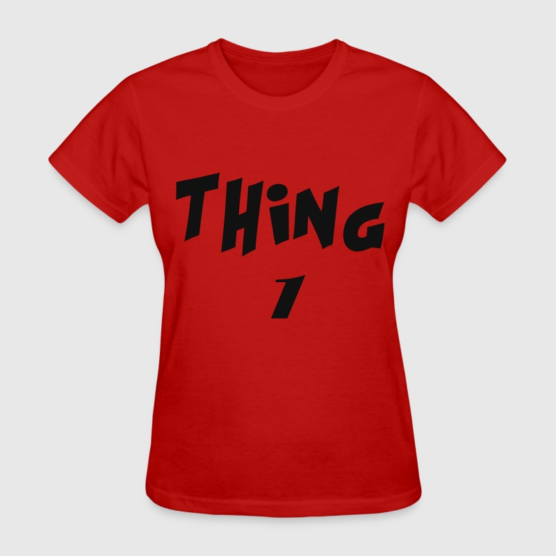 THING 1 T-Shirts - Women's T-Shirt