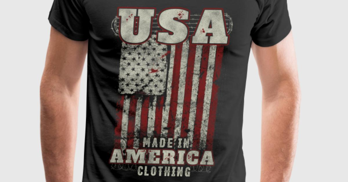 Made in america clothing stores