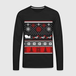 Dachshund - Christmas sweater for dog lovers tee T-Shirt | Spreadshirt