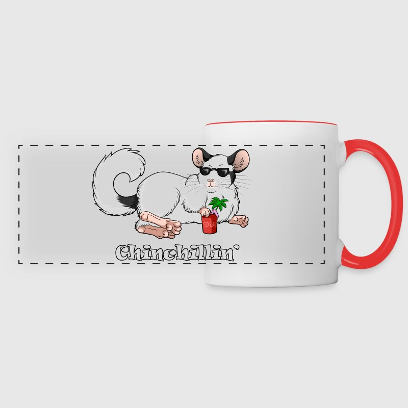 Chinchillin' Mugs & Drinkware - Panoramic Mug