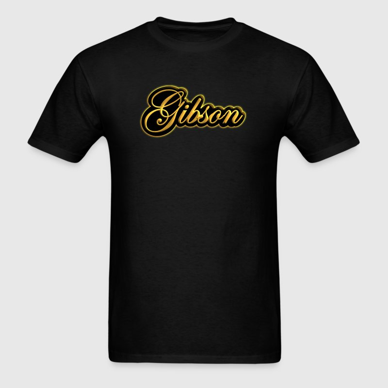 vintage gibson gold  - Men's T-Shirt