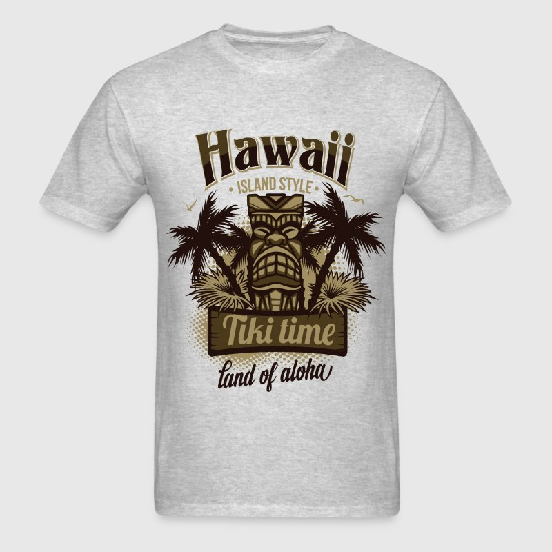 Hawaii t shirt spreadshirt for Hawaiian design t shirts