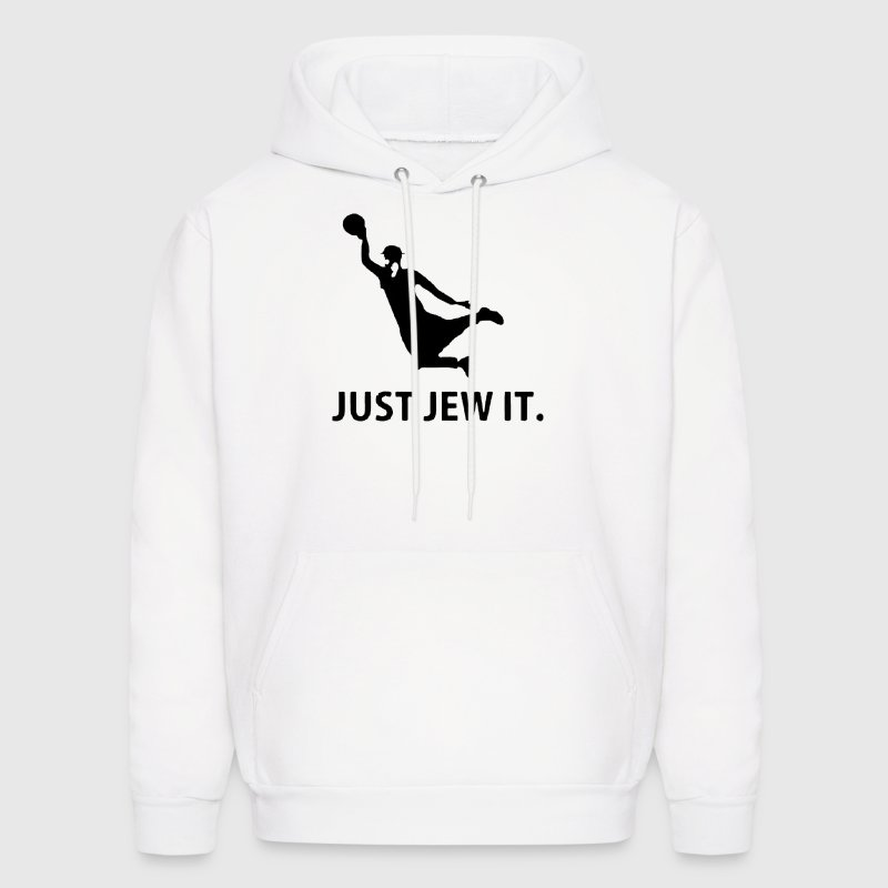 Just Jew It - Men's Hoodie