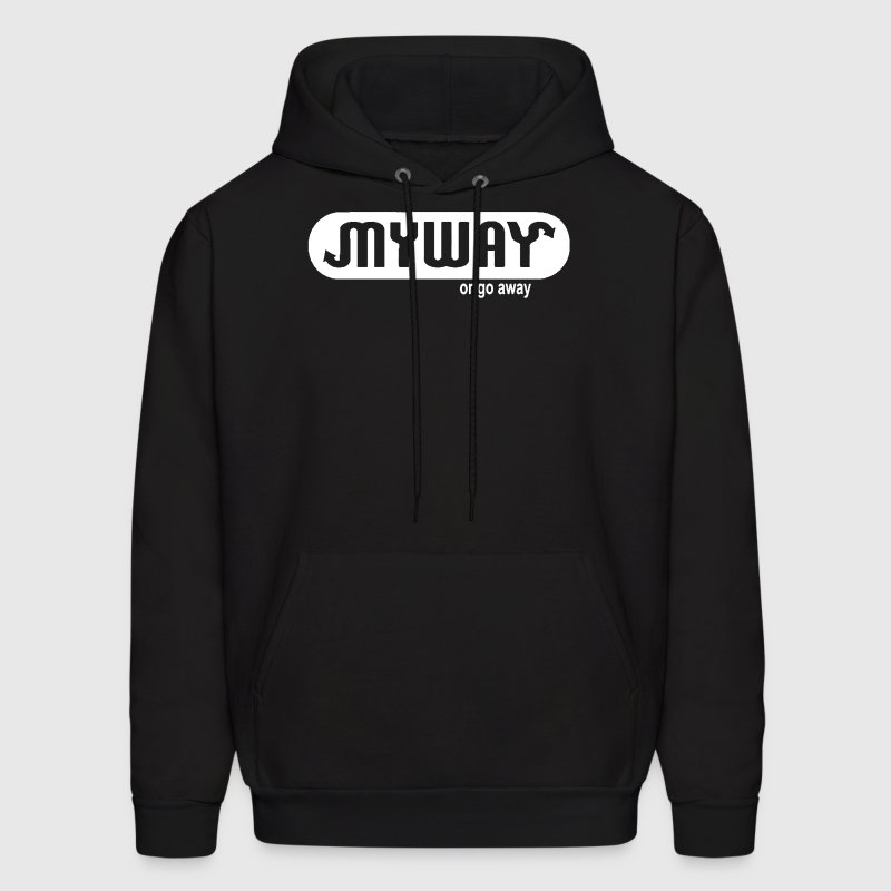 My Way - Men's Hoodie