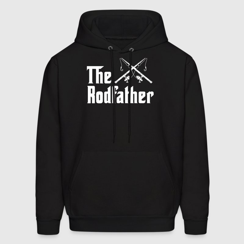 The Rodfather - Men's Hoodie