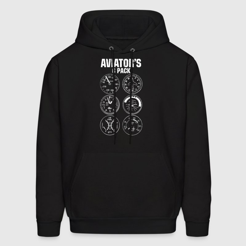 Aviator Six Pack - Men's Hoodie