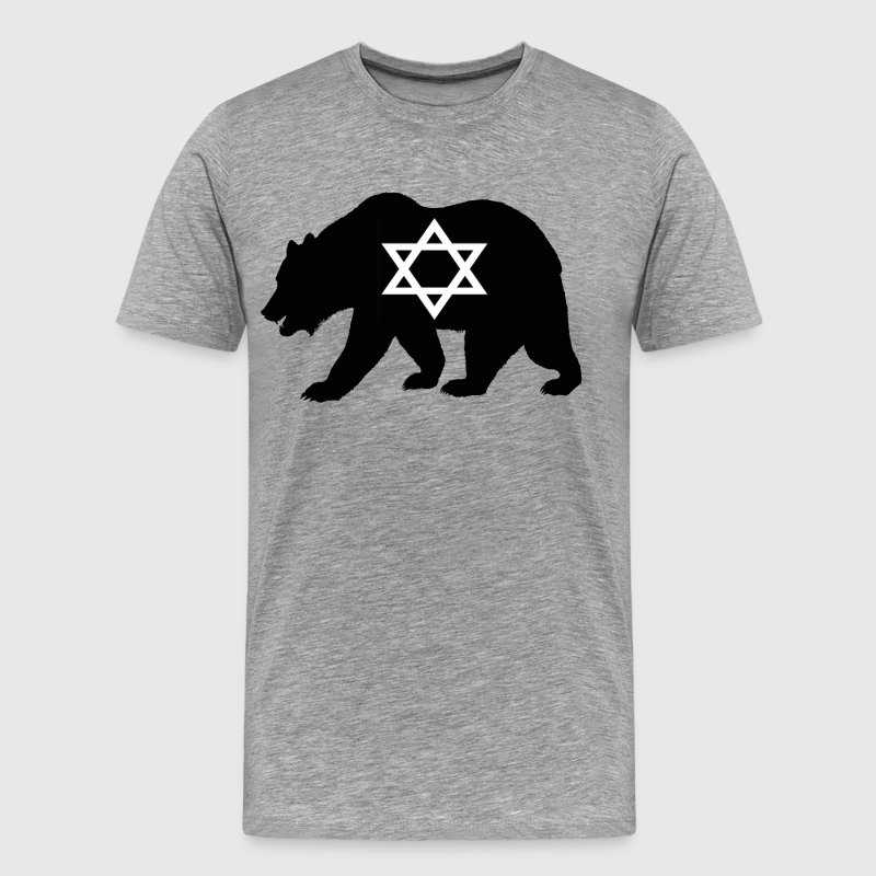 Bear Jew T-Shirts - Men's Premium T-Shirt