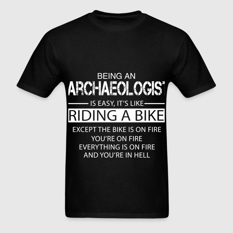 Archaeologist T-Shirts - Men's T-Shirt