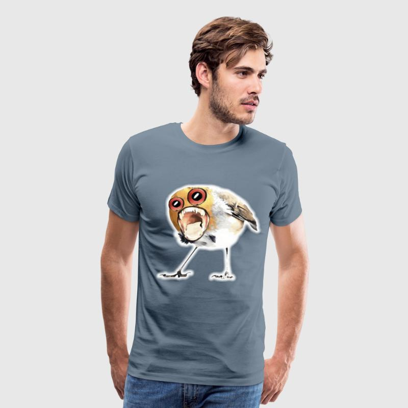 Irate Bird Tee - Men's Premium T-Shirt