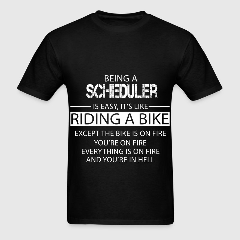 Scheduler T-Shirts - Men's T-Shirt