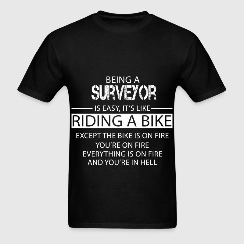 Surveyor T-Shirts - Men's T-Shirt