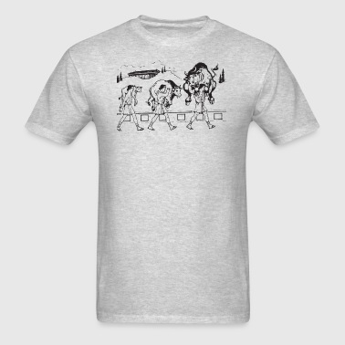 Milo of Croton And The Bull Sportswear - Men's T-Shirt