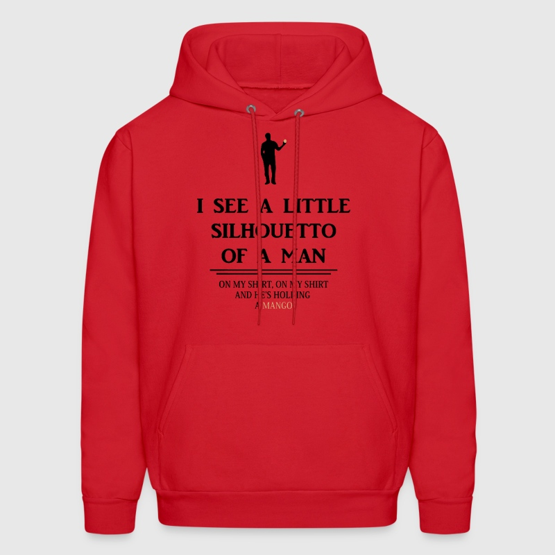 I See A Little Silhouetto Of A Man - Men's Hoodie