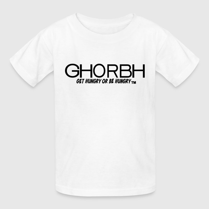 GHORBH - Get Hungry or Be Hungry Kids' Shirts - Kids' T-Shirt