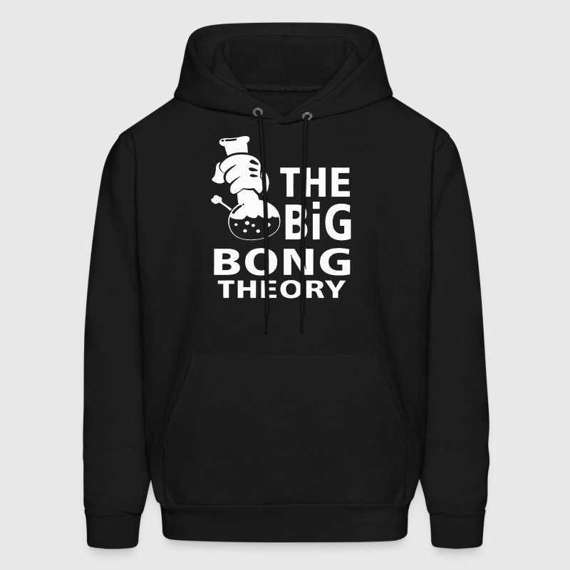 Big Bong Theory - Men's Hoodie