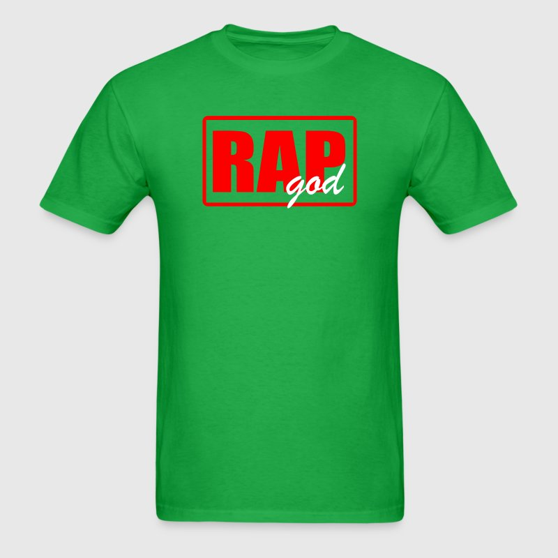 RAP GOD - Men's T-Shirt