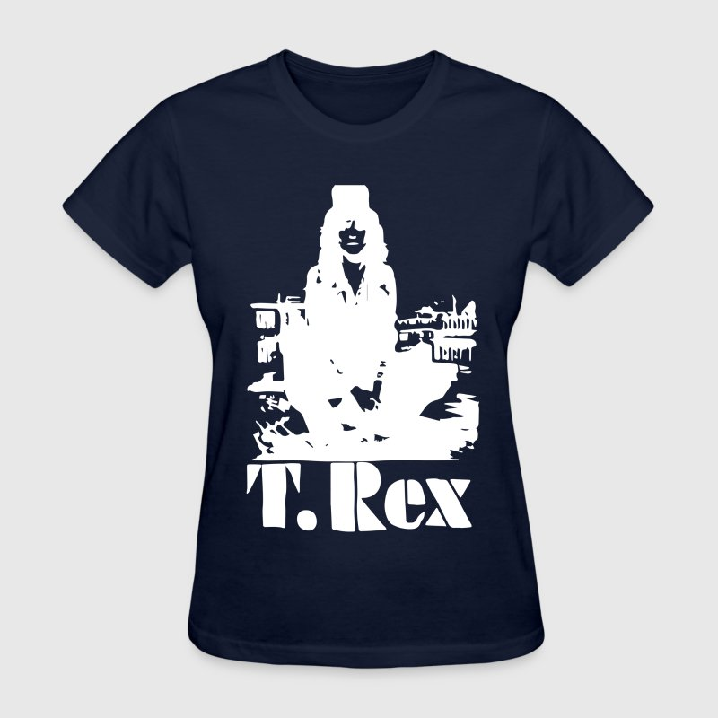 T Rex band - Women's T-Shirt