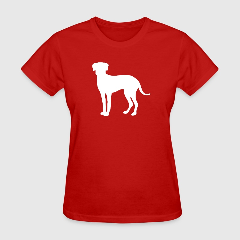 Catahoula Leopar Dog - Women's T-Shirt