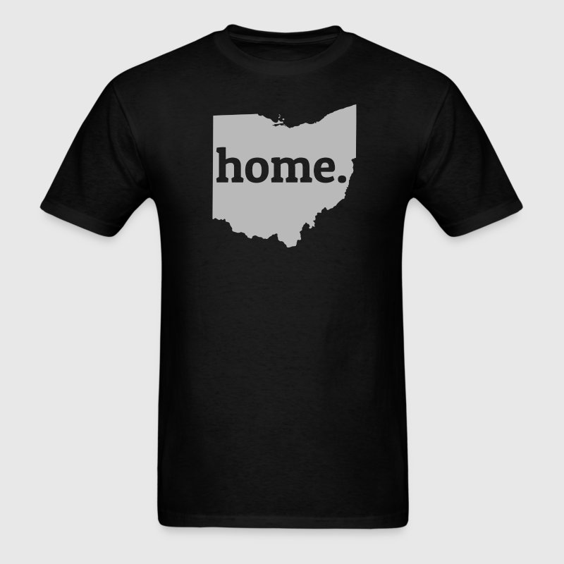 Ohio Is My Home T-Shirt T-Shirts - Men's T-Shirt