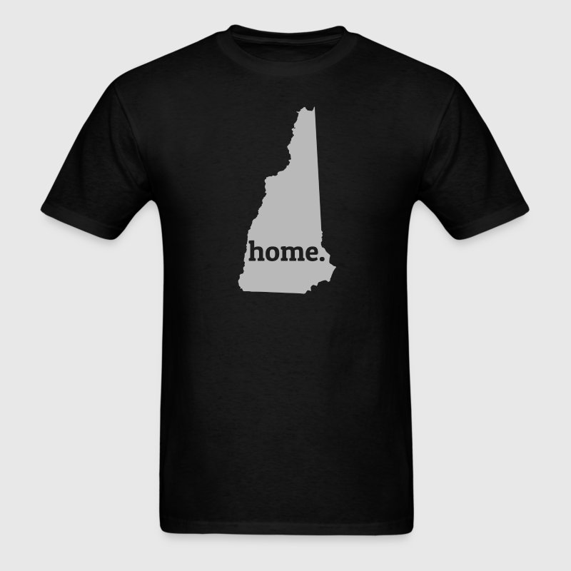 New Hampshire Is My Home T-Shirt T-Shirts - Men's T-Shirt